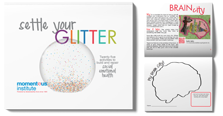 Settle Your Glitter Workbook