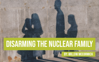Disarming Nuclear Family Header