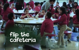 Flip The Cafeteria Header