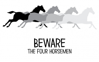 Four Horsemen Header