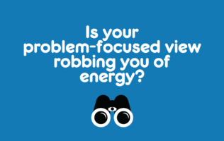 Problem Focused View Header