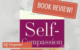 Self Compassion Book Review Header