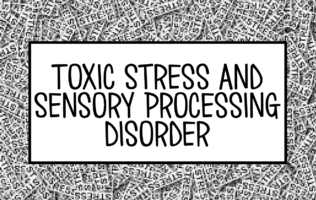 Stress And Sensory Processing Disorder Header
