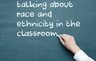Talking About Race Ethnicity In Classroom Header
