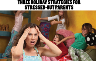 Three Holiday Strategies Header